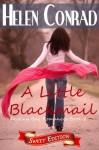 A Little Blackmail - Helen Conrad