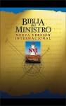 Bíblia Del Ministro Nueva Versión Internacional (Ultrafina Letra Roja) - Vida Publishers