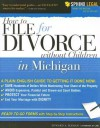 How to File for Divorce in Michigan without Children (Legal Survival Guides) - Edward A. Haman