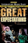 Charles Dickens's Great Expectations (Literature Made Easy) - Roisin Babuta, Tony Buzan