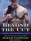 Beyond the Cut (Sinner's Tribe Motorcycle Club) - Chandra Skyye, Sarah Castille