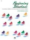 Beginning Sonatinas - Lynn Olson