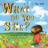What Do You See?: A Lift-the-Flap Book - Accord Publishing