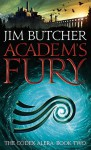 Academ's Fury - Jim Butcher