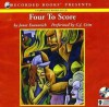 Four to Score - Janet Evanovich, C.J. Critt