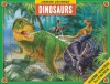 Book and Puzzle: Dinosaurs - Sarah Albee