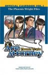 Phoenix Wright: Ace Attorney Official Casebook Vol.1 - The Phoenix Wright Files - Kenji Kuroda, Capcom
