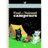 Pouf Et Noiraud Campeurs - Pierre Probst