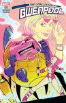 Gwenpool, The Unbelievable (2016-) #4 - Christopher Hastings, Stacey Covington-Lee, Gurihiru