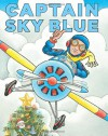 Captain Sky Blue - Richard Egielski