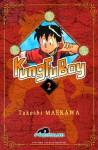 Kungfu Boy #2 - Takeshi Maekawa, Isao Arif