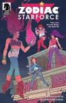 Zodiac Starforce #3 - Paulina Ganucheau, Kevin Panetta