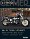 Harley-Davidson FLS/FXS/FXC Sofftail Series 2006-2009 - Clymer Publishing