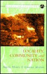 Locality, Community and Nation (Access to Sociology) - Angela Morris, Graeme Morton