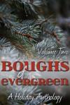 Boughs of Evergreen: A Holiday Anthology - Hans M. Hirschi, Terry Kerr, L.M. Steel, K.C. Faelan, Amelia Mann, Hunter Frost, Laura Susan Johnson, Shayla Mist, Ava Penn, Matthias Williamson, S.H. Allan