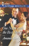 One Night with the Best Man (Harlequin Special Edition) - Amanda Berry