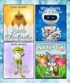Four Fantastic Surprise Endings for Children 3-6 (Four Fantastic Bedtime Stories Book 4) - Scott Gordon