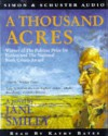 A Thousand Acres Part 1 2 - Jane Smiley