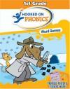 Hooked On Phonics Word Games: 1st Grade - Hooked on Phonics