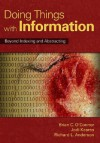 Doing Things with Information: Beyond Indexing and Abstracting - Brian C. O'Connor, Richard L. Anderson
