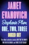 Stephanie Plum One, Two, Three Boxed Set - Janet Evanovich