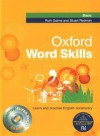 Oxford Word Skills Basic - Ruth Gairns, Stuart Redman