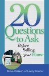 20 Questions to Ask Before Selling Your Home - Steven Holzner, Nancy Conner
