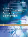 Encyclopedia of Genetics, Genomics, Proteomics and Bioinformatics - Michael J. Dunn, Lynn B. Jorde, Peter F.R. Little