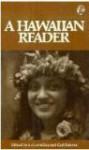 A Hawaiian Reader - A. Grove Day, Carl Stroven, C. Stroven