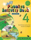 Jolly Phonics Activity Book 4 (in Print Letters) - Sara Wernham, Sue Lloyd