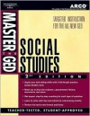 Master the GED Social Studies - Arco, Arco Publishers