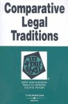 Comparative Legal Traditions in a Nutshell (Nutshell Series) (In a Nutshell (West Publishing)) - Mary Ann Glendon, Paolo G. Carozza, Colin B. Picker