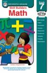 Skill Builders Math Grade 7 (Skill Builders Series) - Jerry Aten, Carson-Dellosa Publishing