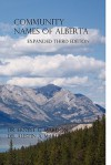 Community Place Names of Alberta - Austin A. Mardon, Ernest G. Mardon