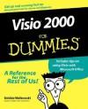 VISIO 2000 for Dummies - Debbie Walkowski