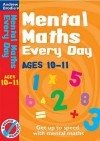 Mental Maths Every Day 10-11 - Andrew Brodie