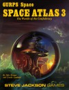 GURPS Space Atlas 3 : The Worlds of the Confederacy - Dale Kemper, Creede Lambard
