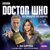 Die Götter (Doctor Who: Die Dynastie der Winter 1) - James Goss, Lutz Riedel, Lübbe Audio
