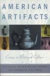 American Artifacts: Essays in Material Culture - Jules David Prown, Jules David Prown