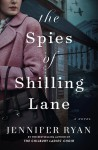 The Spies of Shilling Lane - Jennifer Ryan