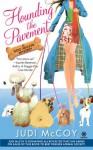 Hounding the Pavement - Judi McCoy