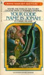 Your Code Name is Jonah - Edward Packard