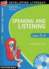 Speaking and Listening. Ages 5-6 - Christine Moorcroft