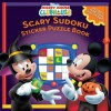 Scary Sudoku Sticker Puzzle Book [With More Than 200 Stickers] - Walt Disney Company, Sheila Sweeny Higginson