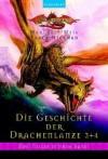 Die Geschichte der Drachenlanze 3+4 (Taschenbuch) - Margaret Weis, Tracy Hickman, Nancy Varian Berberick, Morris Simon