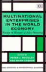 Multinational Enterprises in the World Economy: Essays in Honour of John Dunning - John H. Dunning, Peter J. Buckley