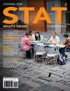 STAT 2 (with Review Cards and CourseMate Printed Access Card) (Available Titles Aplia) - Robert R. Johnson