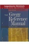 Comprehensive Worksheets on Style, Grammar, Usage, and Formatting to accompany the Gregg Reference Manual, Tenth Edition - William A. Sabin