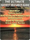 The Ultimate Success Self-Help Guide - Jean Marie Stine