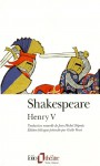 La Vie Du Roi Henri V (Poche) - William Shakespeare
